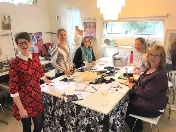 group sewing perth
